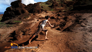 barefoot running DVD photos