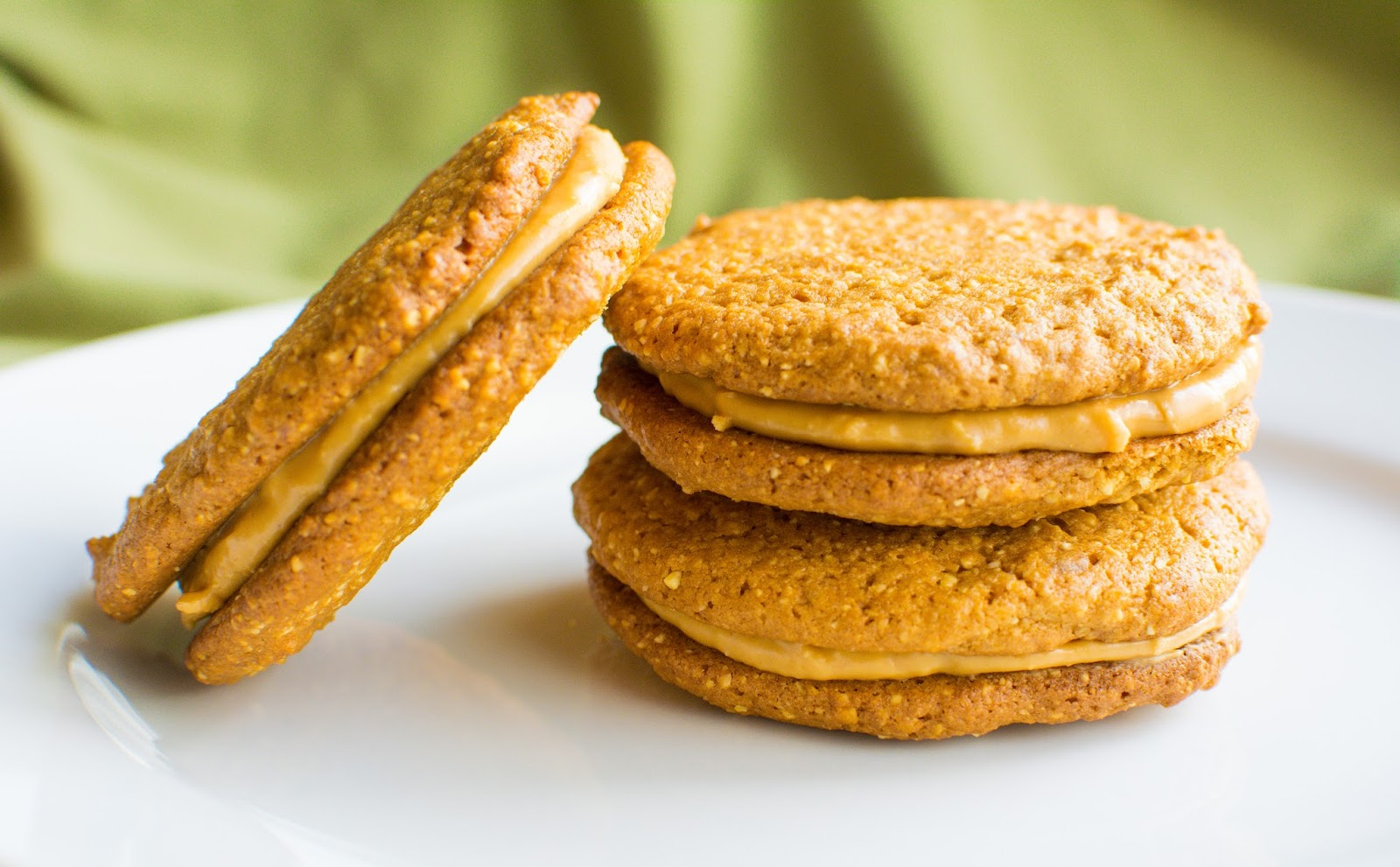 All Food Considered: Peanut Butter Sandwich Cookies