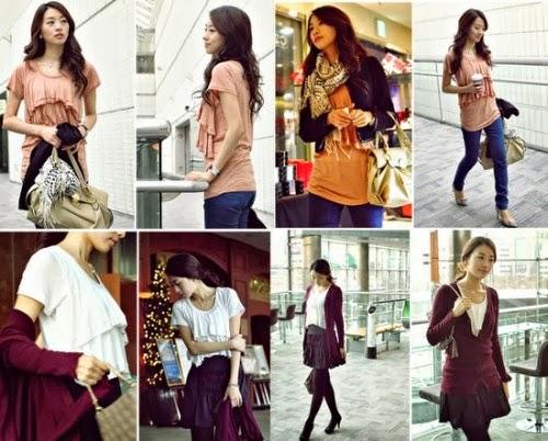 Style Dan Model Gaya Pakaian Anak Muda Korea Trend Busana 2014