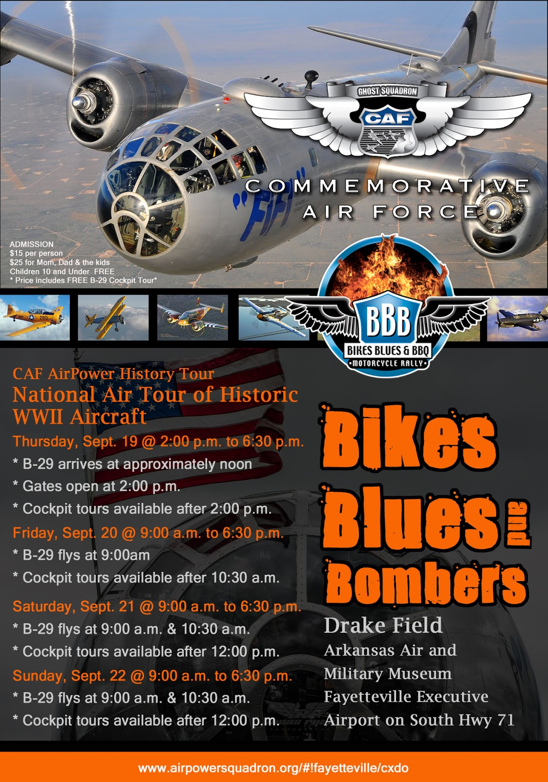 Bikes Blues And Bombers Air Show Bikes Blues and Bombers