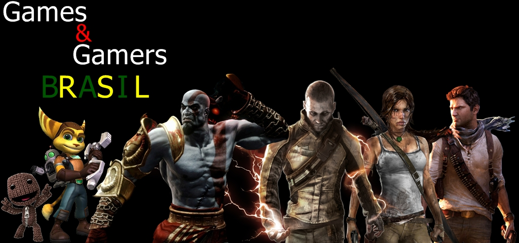 Games & Gamers Brasil
