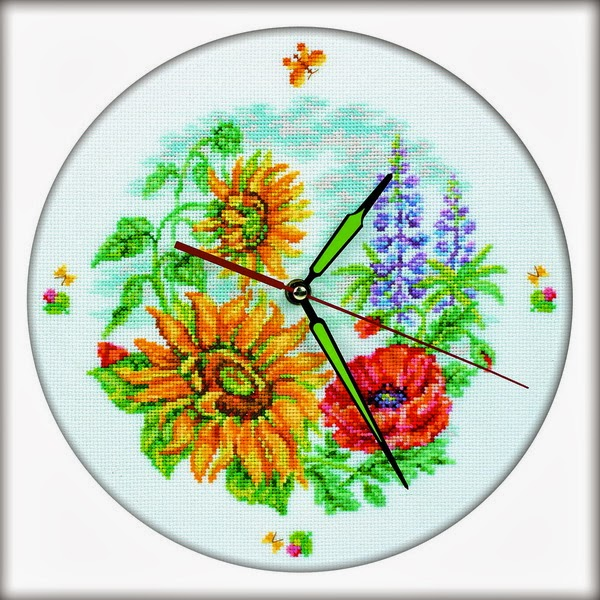 RTO, Цветочные часы