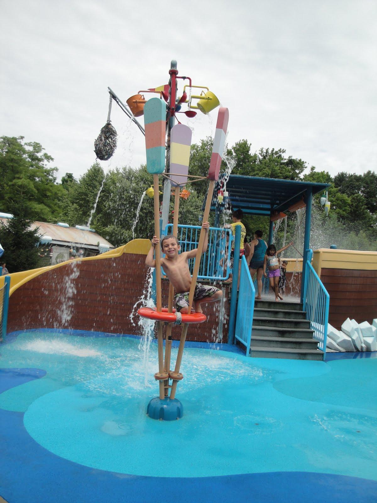 The Schroeder Family Louisville Zoo Splash Pad