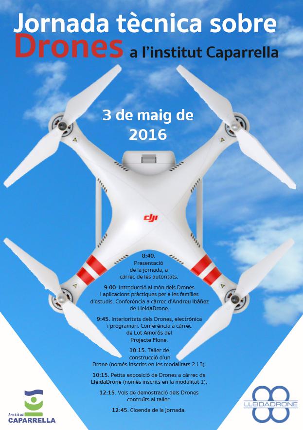 Pasó: Drones a la Formació Profesional
