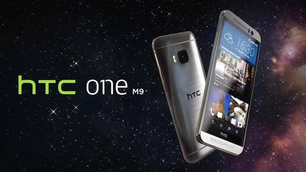 إتش تي سي HTC تكشف عن هاتفها One M9 الجديد