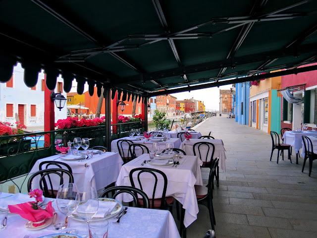 burano island restaurant