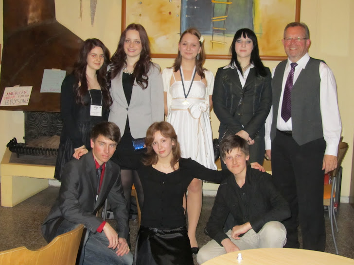 ISLI 2012 - Czech Republic!
