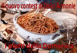 """Partecipo al contest di """"Dolci armonie"""" con i miei Cappelletti e le Cupolette di salmone!"""