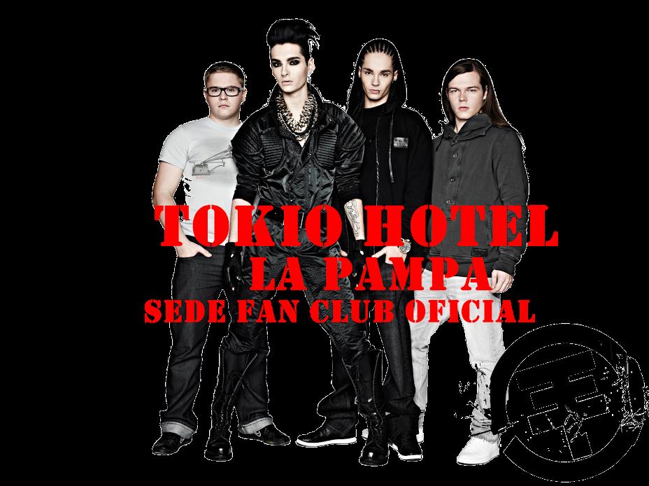Tokio Hotel La Pampa - Sede Fan Club Oficial