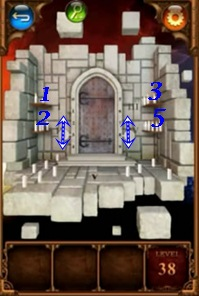 100 Doors Parallel Worlds Level 38 39 40 Walkthrough