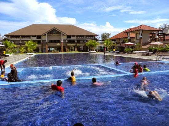 tok aman bali beach resort