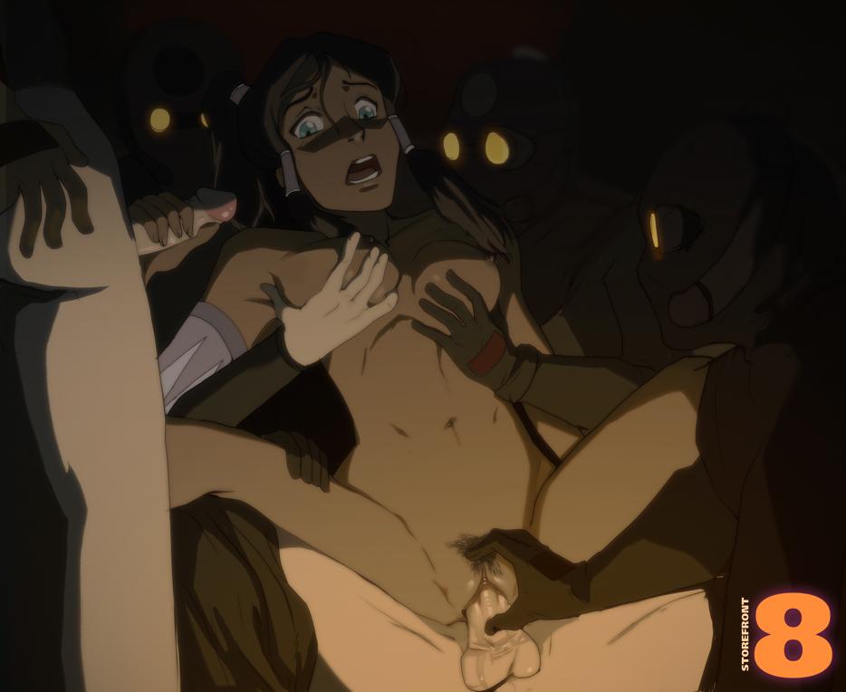 Avatar Legend Of Korra Asami Hentai