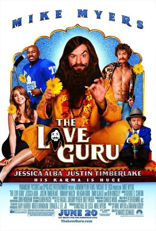 The Love Guru ปรมาจารย์รัก สูตรพิสดาร 2008