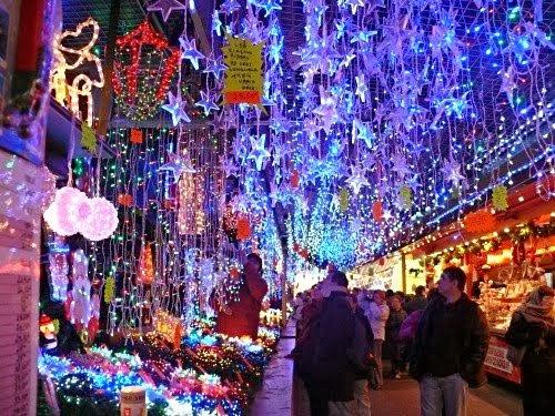 Illuminations et march s de no l paris 2014 2015 bons plans sorties paris - Marche de noel de paris ...