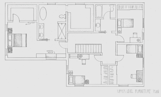 We Reworked The Entire Floor Plan Moved Staircases And Made House Work Better For Their Needs