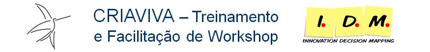 CRIAVIVA - Treinamento e Facilitação de Workshop