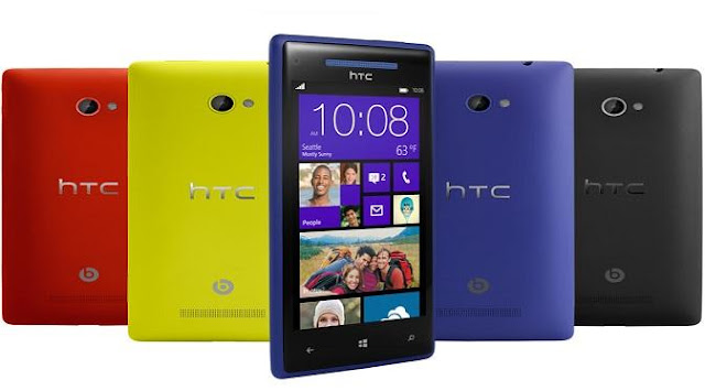 HTC Windows 8