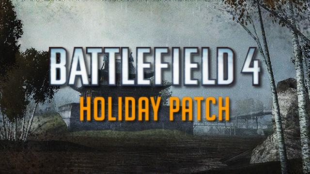 Holiday Patch para Battlefield 4 entra em fase de certificação