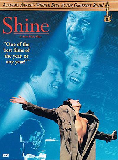 Shine – Brilhante Dublado (1996)