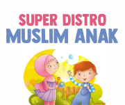 Distro Anak Muslim