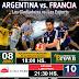 Brasil ensina handebol para a Grã-Bretanha enquanto a Argentina treina para o PAN contra a França