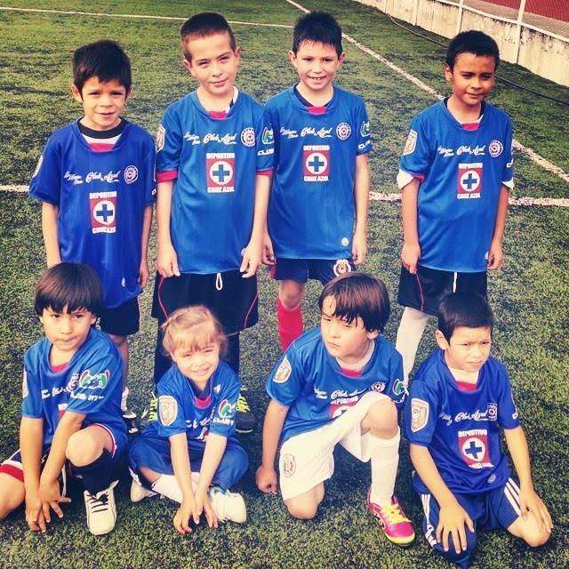 Jack's new soccer team - lacasadeleslie.com