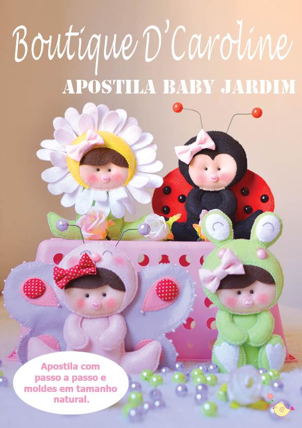 ✿Apostila Baby Jardim!