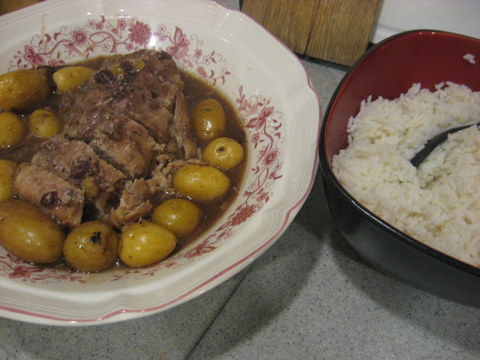 Chapel Hill Snippets: Crockpot Cranberry Pork Roast---Gluten Free