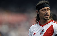 Almeyda idolo de River Plate