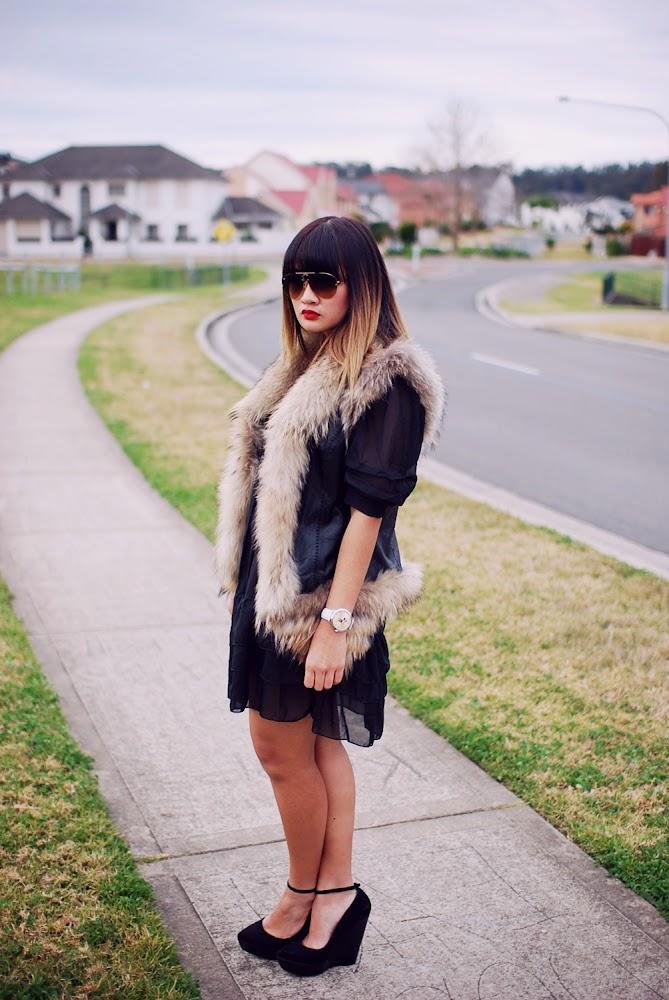 Illamasqua Box Lipstick Topshop Ray Ban OPSM Sydney