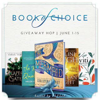 The Book of Choice Giveaway Hop
