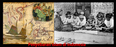 Peranan Pedagang Dalam Proses Penyebaran Islam di Indonesia
