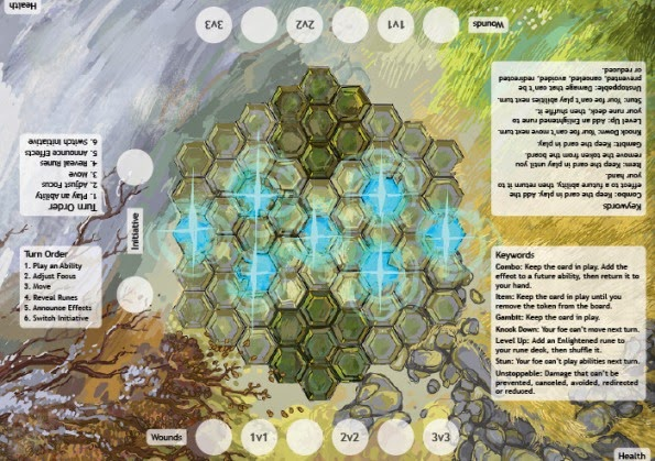Friends and Foes kickstarter board game