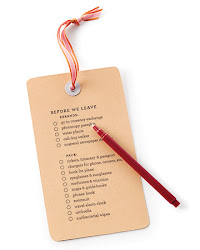 To Do List Tag