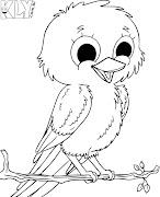 Desenhos de Pássaros para Colorir (animais desenhos para colorir )