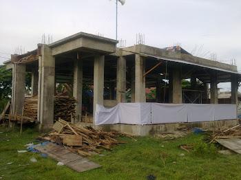 Kondisi Masjid 25%