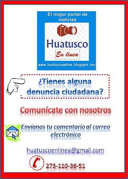 Huatusco en Línea informa: