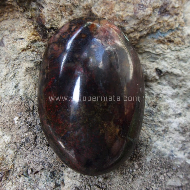 Batu Permata Badar Besi Kebumen - SP477