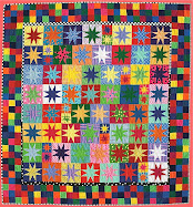 Free pattern !  by Alex Anderson