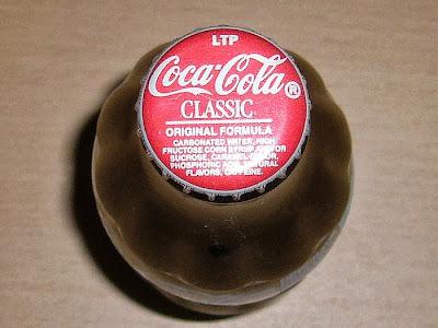 古いコーラの瓶のふた Coca Cola CLASSIC
