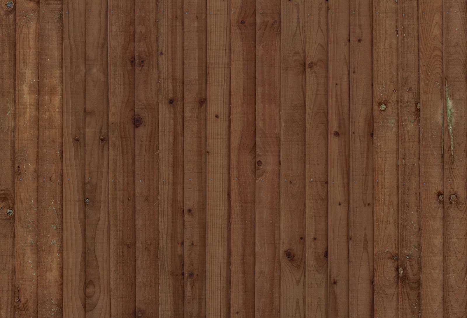 Wood Fence Texture : High Resolution Seamless Textures: Wooden Fence Texture