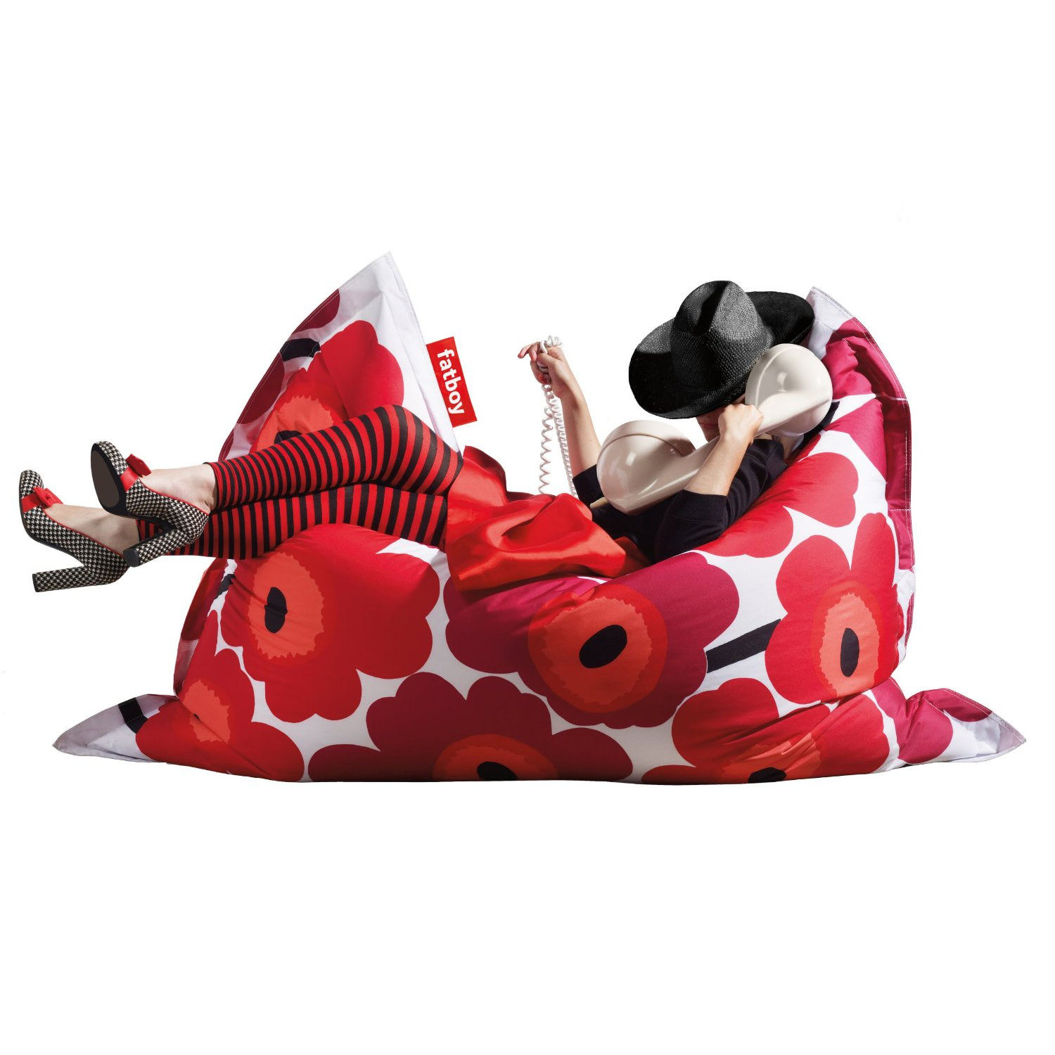 Fun Funky Baby: Lounge In Style With Modern Bean Bags From Fatboy