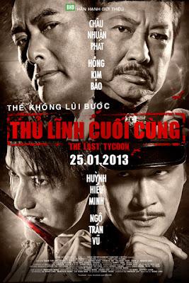 Đại Thượng Hải - The Last Tycoon (2012)