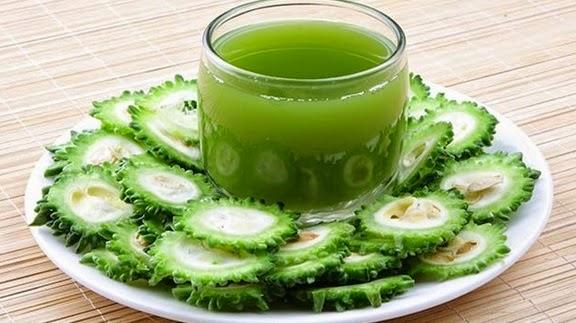 khasiat jus buah pare untuk kecantikan wanita sehat