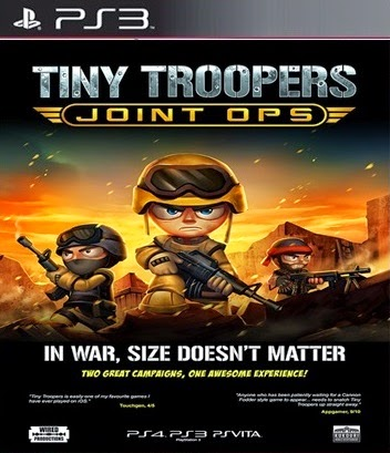 Tiny Troopers: Joint Ops – PS3