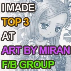 Top 3 ArtbyMiran