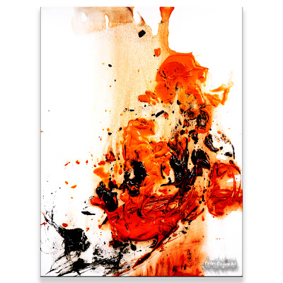 Abstract art modern painting techniques by peter dranitsin for Creative abstract painting