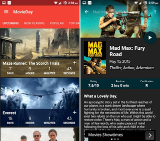 تطبيق MovieDay
