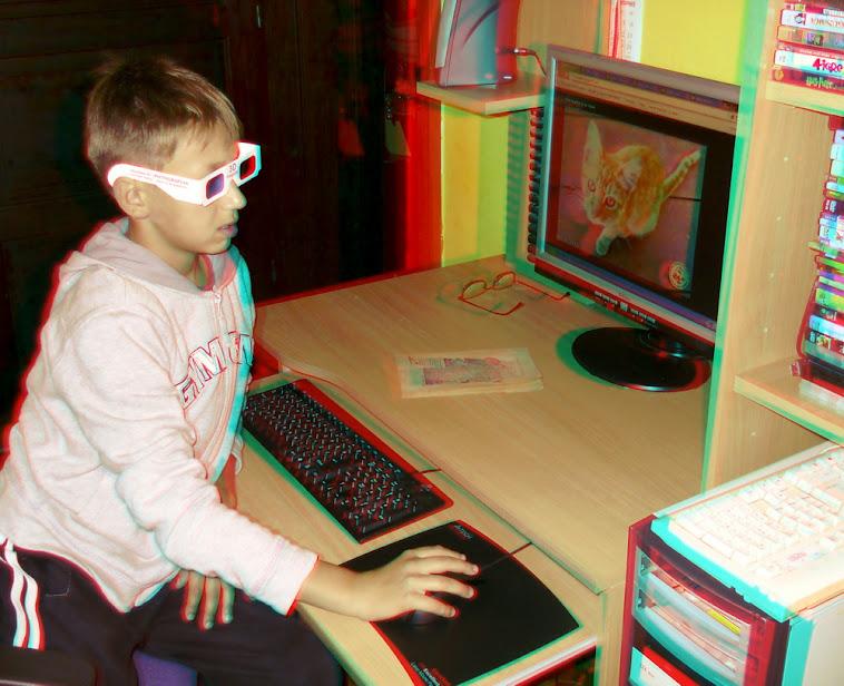 Novi ljubitelj 3D fotografije