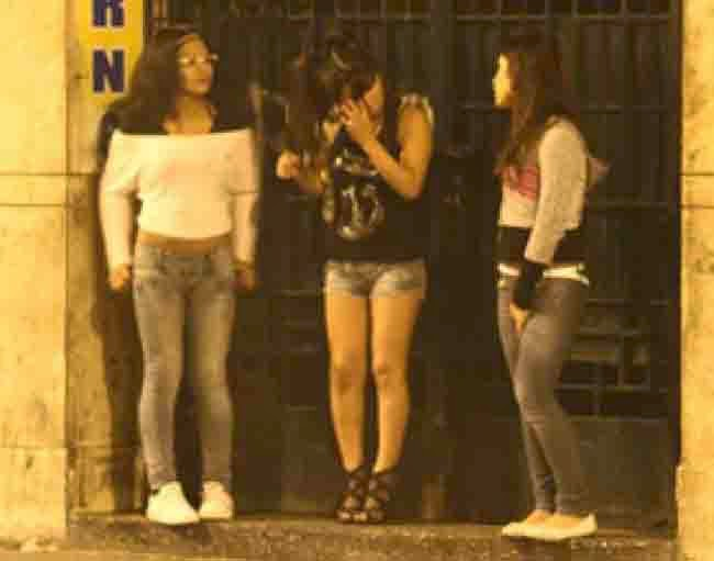 prostitutas en villaviciosa videos prostitutas callejeras